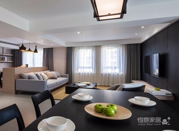 东风阳光城三室两厅136平米图_27