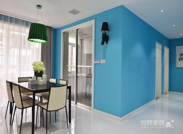 成和园三室两厅123平米图_14