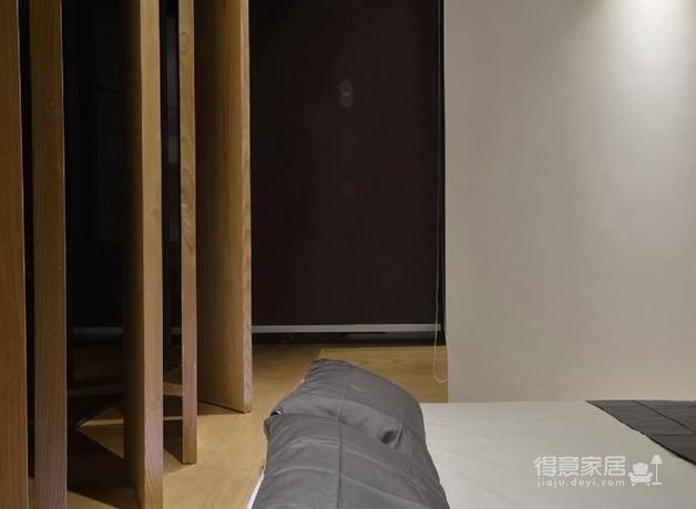 现代简约光明上海公馆两室两厅87平米图_10