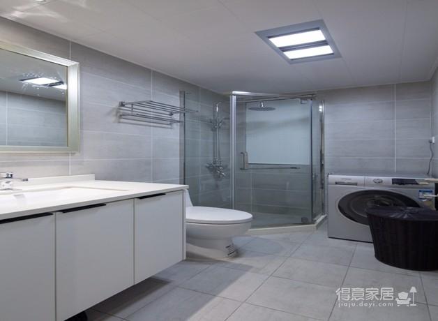 东风阳光城三室两厅136平米图_5