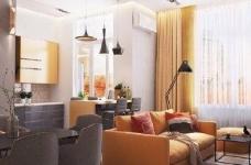 73平黄色小公寓图_3