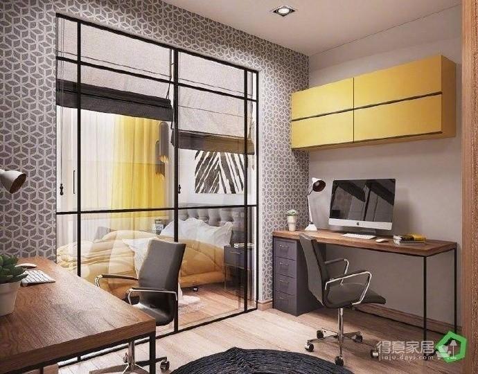 73平黄色小公寓图_4