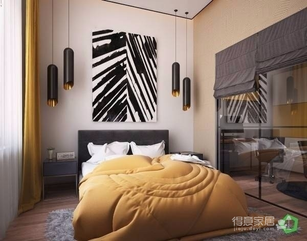 73平黄色小公寓图_8