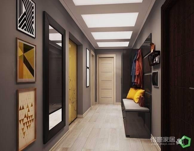 73平黄色小公寓图_5