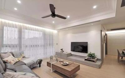 三室两厅100平,既宽敞又漂亮!