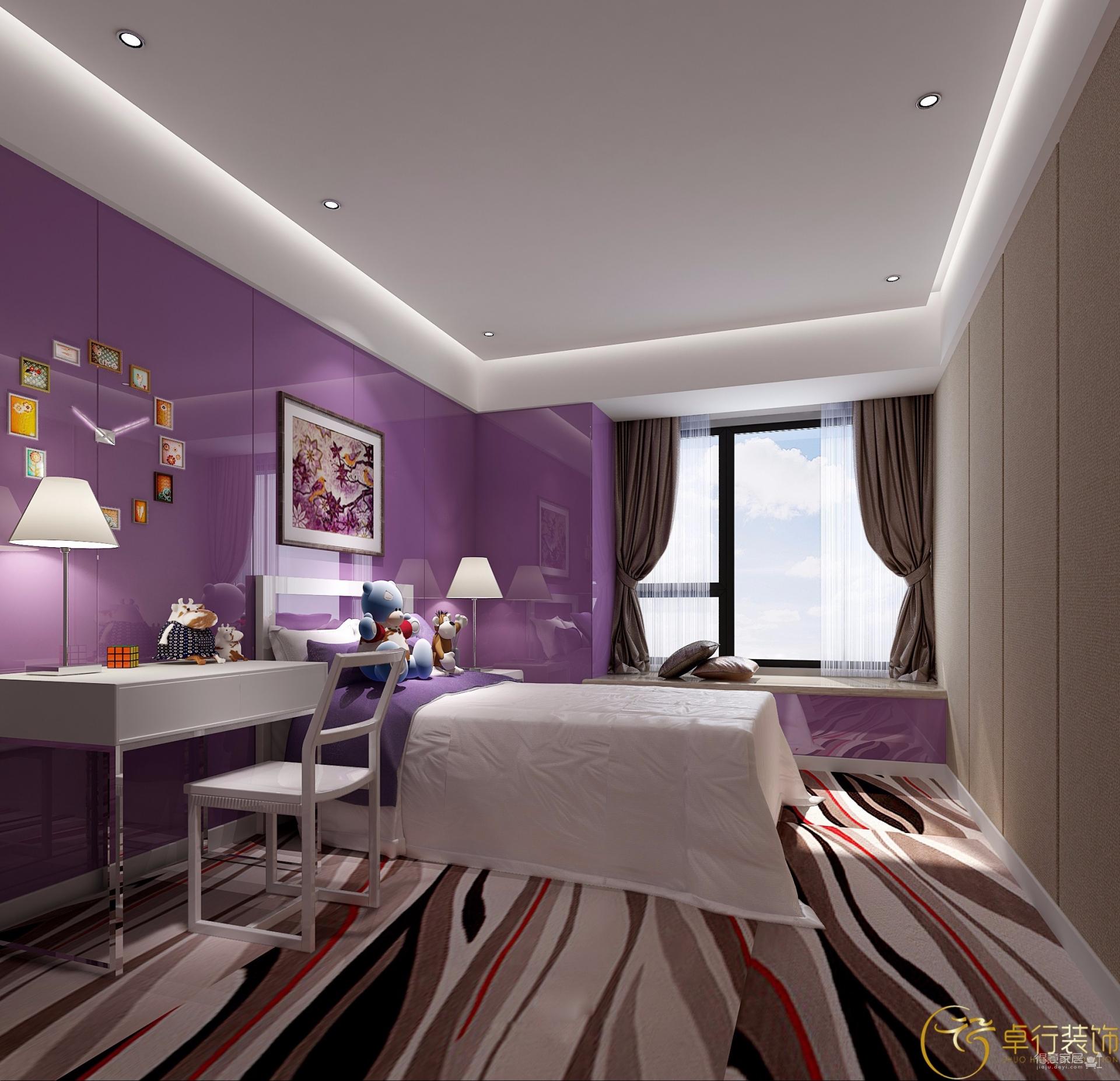 紫色还能这样装