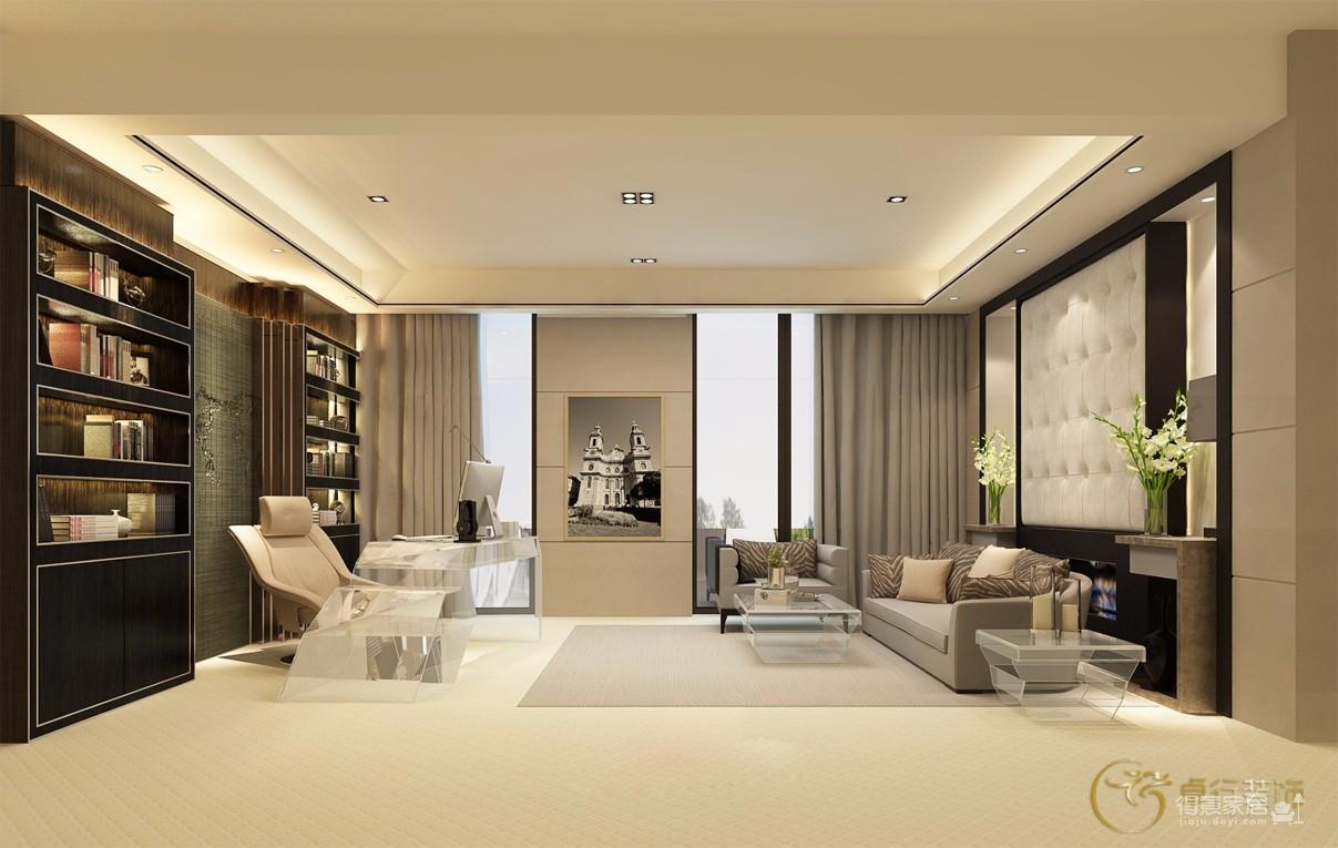 这才是客厅和卧室