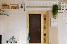 50平清新小公寓图_3
