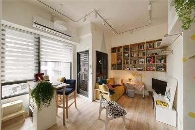 50平清新小公寓