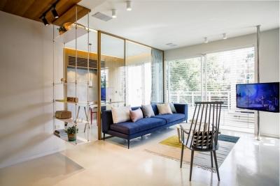 两室两厅 110平现代风格