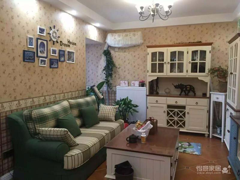 开元公馆90平-浪漫地中海图_1