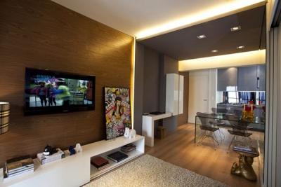45平现代风格小户型公寓
