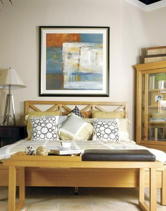 6款实用床尾收纳家具 带你玩转家居布置