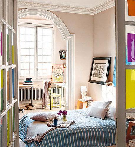 8个慵懒感卧室设计 尽享暖