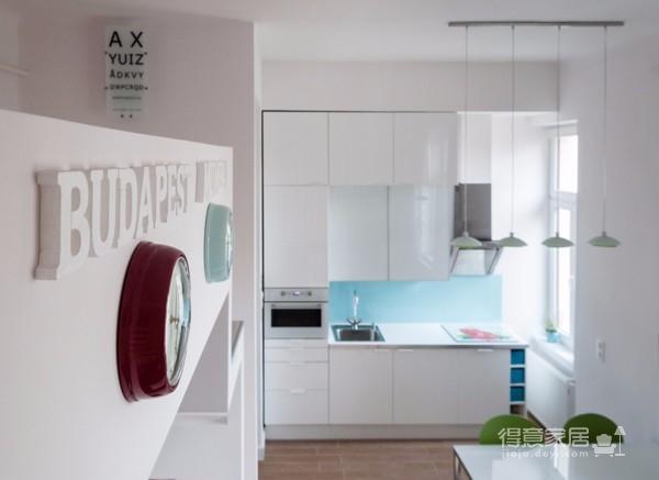 32平loft公寓活力设计