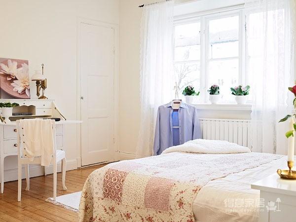 冬日暖居53平北欧温馨公寓