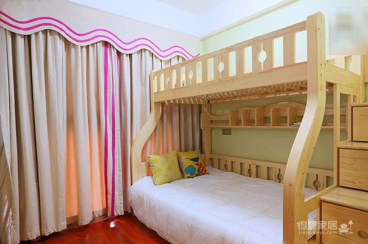 二居室东南亚风格装修设计效果图