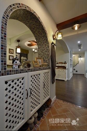 恋上【美式地中海风格】 用心打造的家,一步一个脚印,一起见证