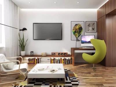 小清新居家空间设计
