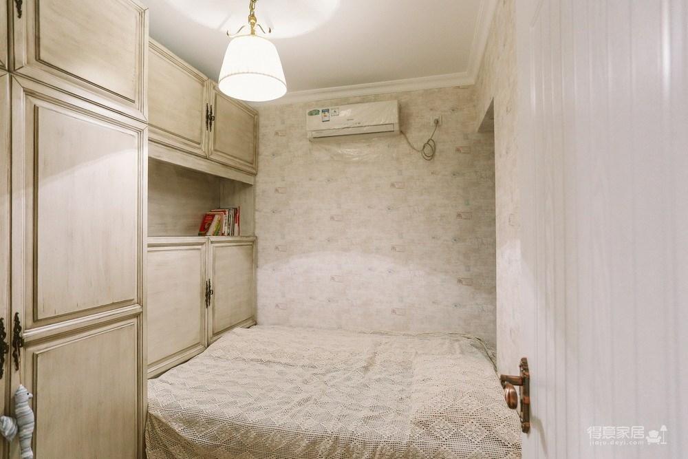 14w装两室两厅简美复古小蜗居