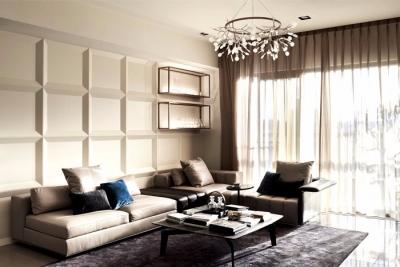 时尚现代的豪宅装修设计