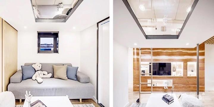 35平米的老房改造。这个时候设计师是多重要!图_4
