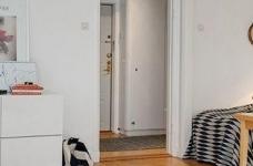45㎡单身公寓的北欧小资情调图_4