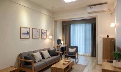 【日式风格】中大十里新城两室-87㎡