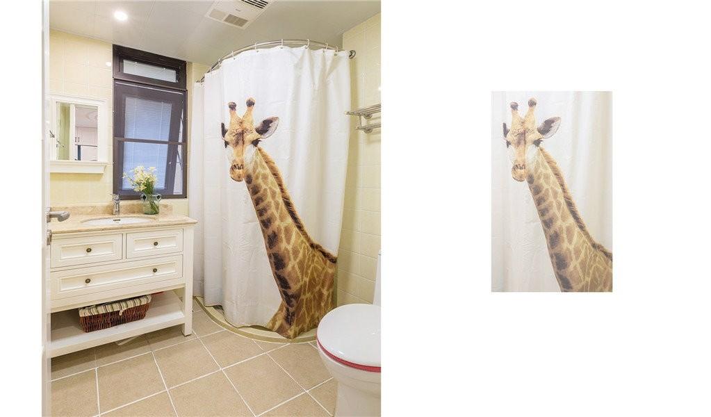 118平米简约美式温馨小家 设计以实用舒适为原则