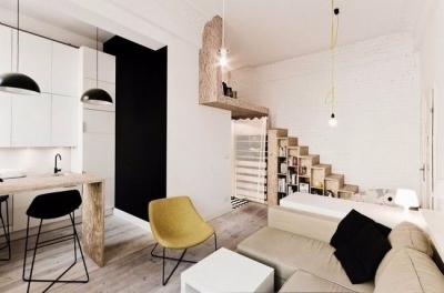 29平方米小公寓