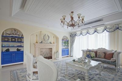 两室两厅 地中海风格