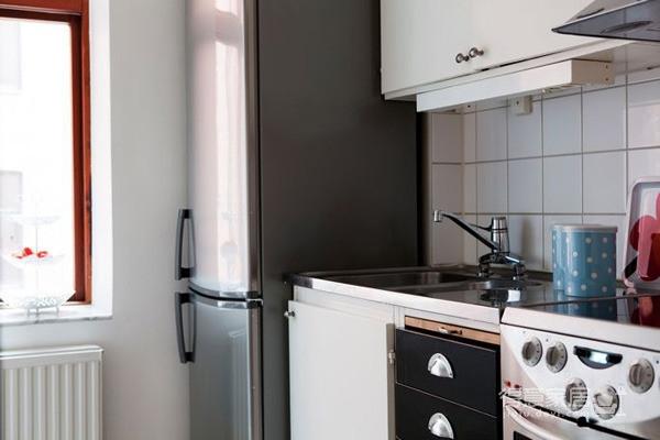 36平小公寓紧凑布局毫不拥挤