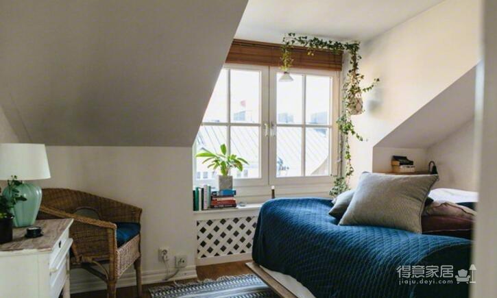 78平米两室两厅北欧风格图_6