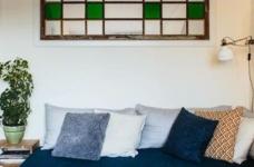 78平米两室两厅北欧风格图_3
