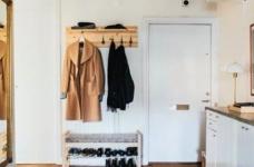 78平米两室两厅北欧风格图_5