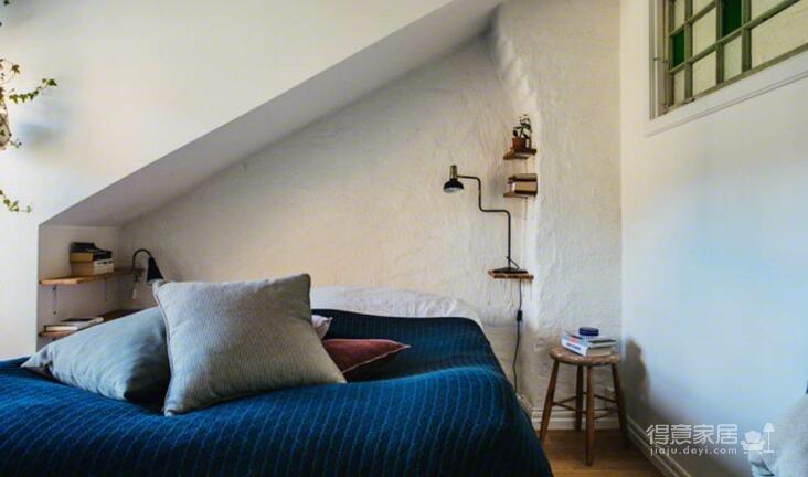 78平米两室两厅北欧风格