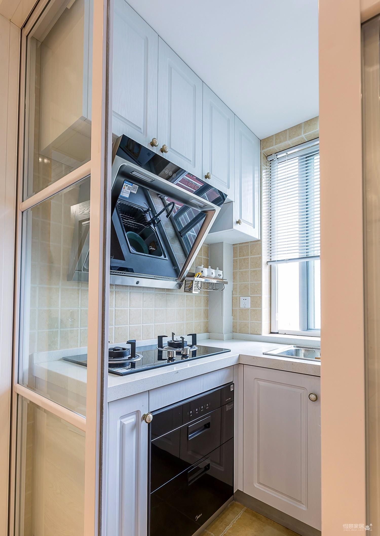78平两室两厅现代美式小家完美登场