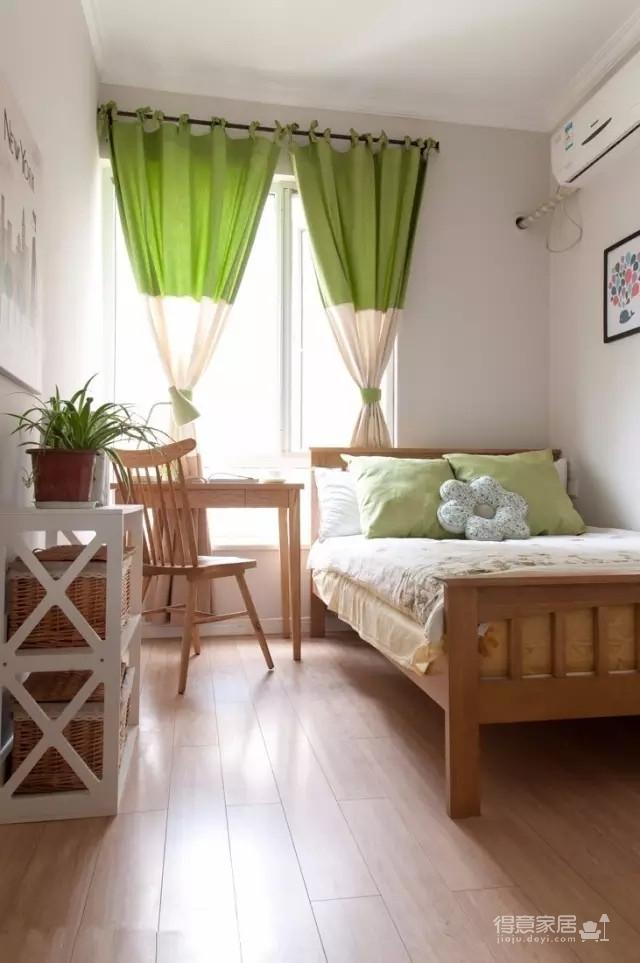 宜家三居室,温馨而又质朴