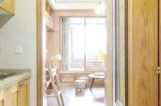 日式的简约风,房间40平图_6