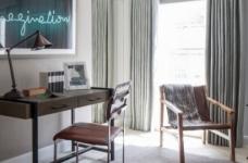 质感精致的美式风格两居室,设计优雅迷人图_8