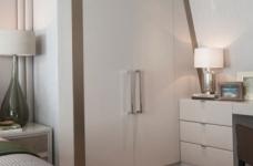质感精致的美式风格两居室,设计优雅迷人图_14