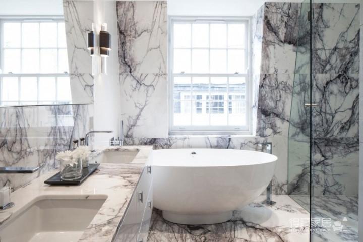 质感精致的美式风格两居室,设计优雅迷人图_19