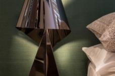 质感精致的美式风格两居室,设计优雅迷人图_17
