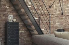 个性独立的36平loft风设计图_11