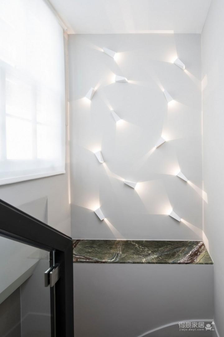 质感精致的美式风格两居室,设计优雅迷人图_12