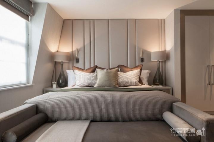 质感精致的美式风格两居室,设计优雅迷人图_13