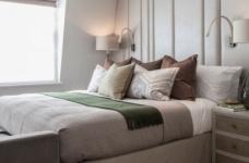 质感精致的美式风格两居室,设计优雅迷人图_15