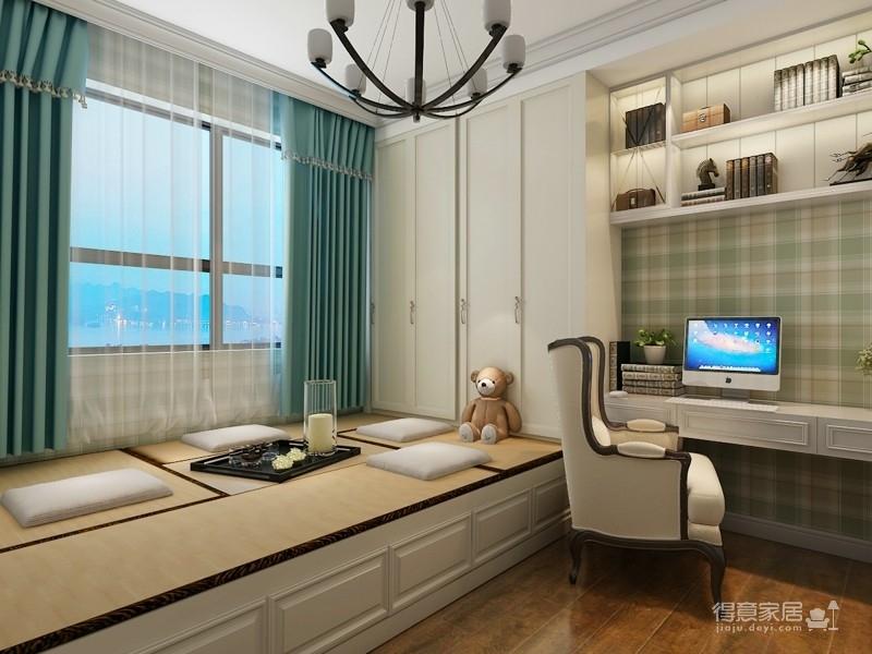 海棠湾145平米简欧风格设计效果图