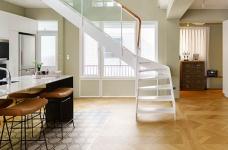 60平美式风loft,复古公寓的温馨感图_12