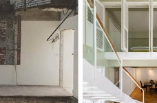 60平美式风loft,复古公寓的温馨感图_5